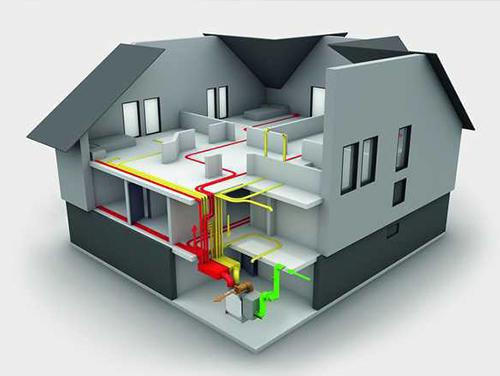HUCK-Haustechnik-Wohnraumlüftung